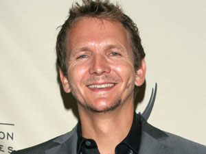 Actor Sebastian Roche