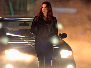 Carrie Wells (Poppy Montgomery) from 'Unforgettable
