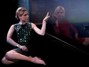 Bridget (Sarah Michelle Gellar) in 'Ringer'