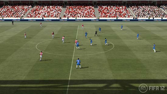 FIFA 12: Arsenal vs. Chelsea