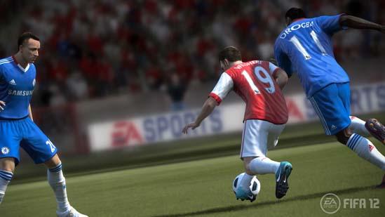 FIFA 12: Wilshere