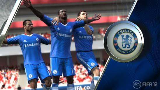 FIFA 12: Chelsea