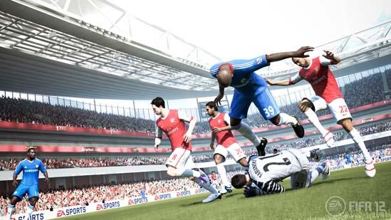 FIFA 12: Fabianski