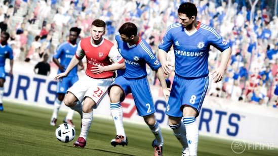 Gaming Gallery: FIFA 12