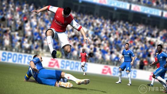 FIFA 12: Terry