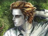 Edward Cullen from the Twilight graphic novel