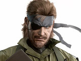 Naked Snake from 'Metal Gear Solid: Peace Walker'