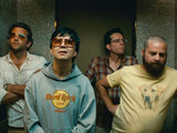 Bradley Cooper, Ken Jeong, Ed Helms and Zack Galifianakis in 'The Hangover: Part II'