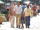 Ed Helms, Bradley Cooper and Zack Galifianakis in 'The Hangover: Part II'