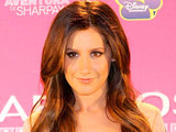Ashley Tisdale at a photocall for 'Sharpay's Fabulous Adventure' in Madrid