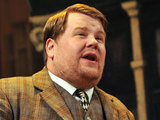 James Corden attends a One Man, Two Guvnors photocall at the National Theatre, London