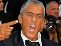 French star Samy Naceri is reportedly arrested after baring his bottom at the Cannes Film Festival.