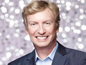 "Nigel Lythgoe reveals that one SYTYCD contestant is ""absolutely brilliant""."