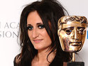 Lauren Socha admits that she was not expecting to win a BAFTA at last night's ceremony.