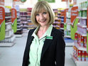 Jane Horrocks reveals that she based her Trollied character on a Come Dine With Me contestant.