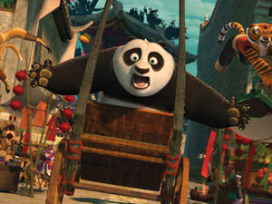 &#39;Kung Fu Panda 2&#39; still