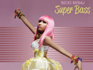 Nicki Minaj 'Super Bass'