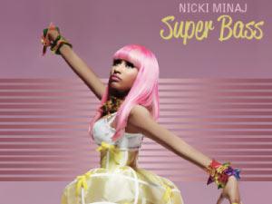 Nicki Minaj 'Super Bass'