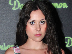 Eliza Doolittle at the launch of Dom Perignon's Luminous Label in London