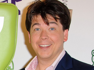Michael Mcintyre arriving at Channel 4's Comedy Gala in London