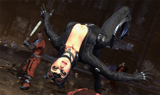 Batman: Arkham City: Catwoman