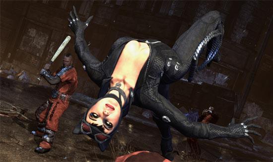 Batman: Arkham City: Catwoman