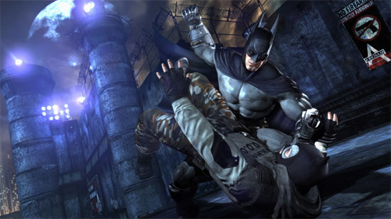 Batman: Arkham City: Batman