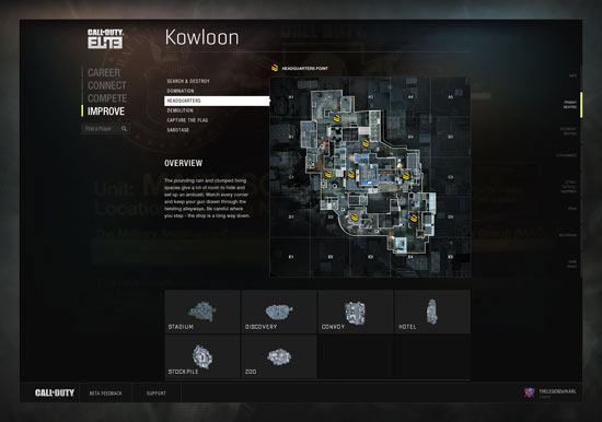 Call of Duty Elite: Kowloon