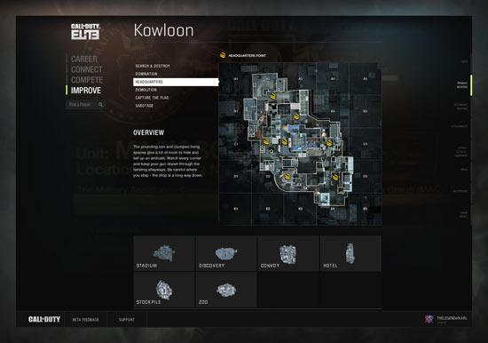 Call of Duty Elite: Kowloon