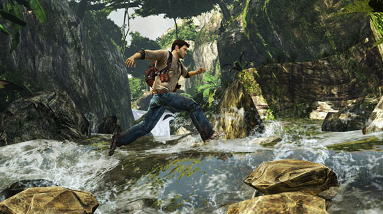 Uncharted: Golden Abyss: Gaming Gallery