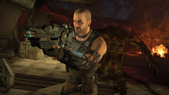 Red Faction: Armageddon review gallery
