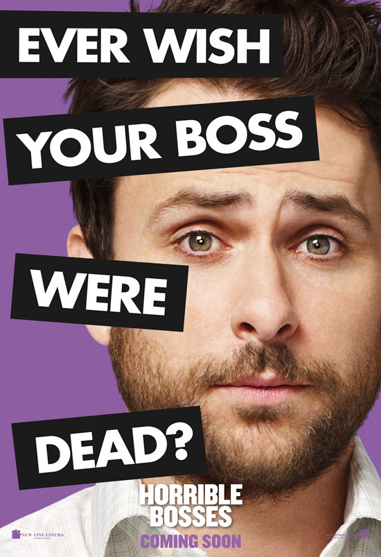Charlie Day is Dale Arbus