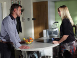 After the solicitor leaves Jack tries to convince Ronnie to accompany him to Max's engagement party.