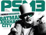 Playstation 3 Magazine featuring Batman Arkham City