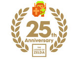 Zelda 25th Anniversary logo