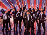 Out Of The Blue from 'Britain's Got Talent'
