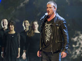 Jai McDowall in the 'Britain's Got Talent' Semi Final