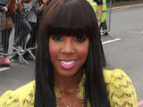 Kelly Rowland at The X Factor Birmingham auditions