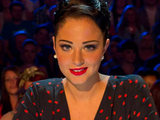 The X Factor judge Tulisa Contostavlos