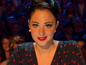Tulisa Contostavlos insists that she is not trying to be like former X Factor judge Cheryl Cole.