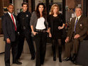 The stars of Rizzoli & Isles dismiss speculation that the title characters are lesbians.