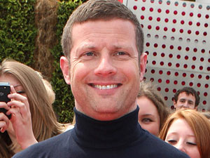 Dermot O'Leary at The X Factor Birmingham auditions