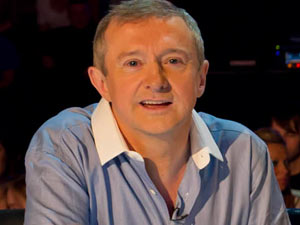 The X Factor judge Louis Walsh