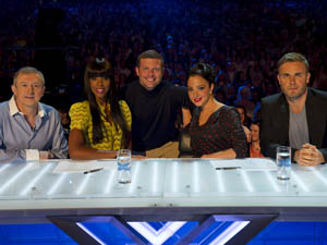 X-Factor Judge