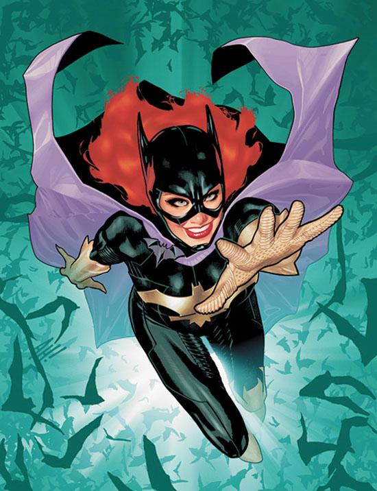 DC Comics, Batgirl Cover