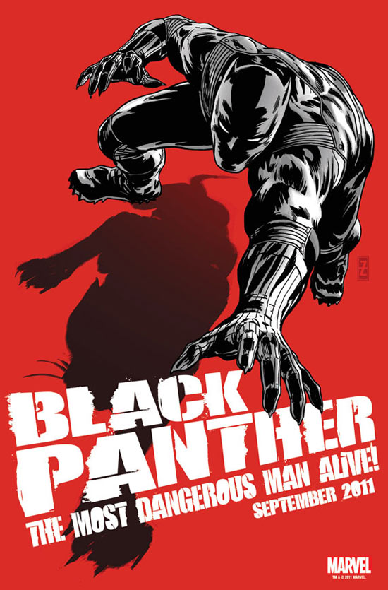 Black Panther The Most Dangerous Man Alive