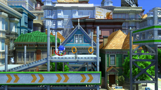 Sonic Generations: E3 2011