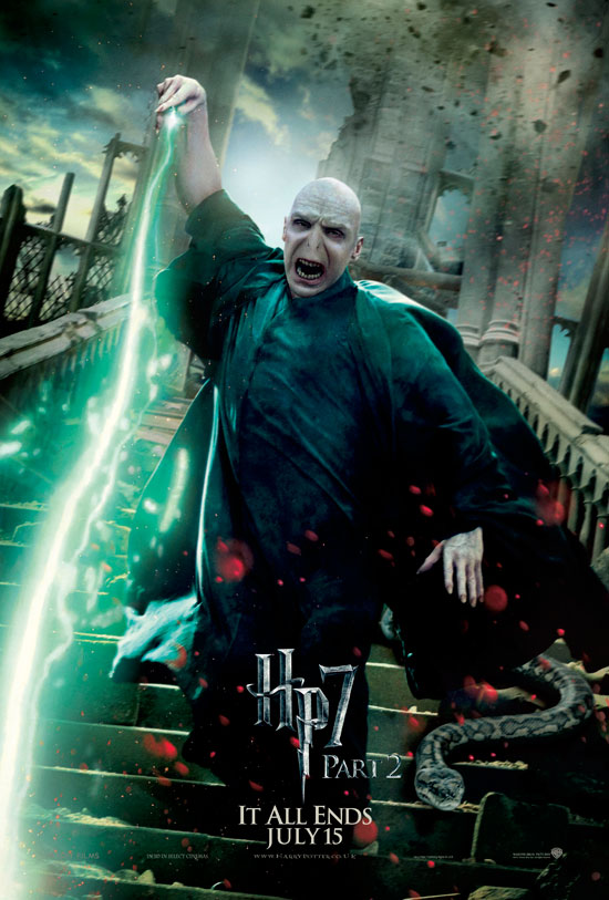 Lord Voldemort (Ralph Fiennes)