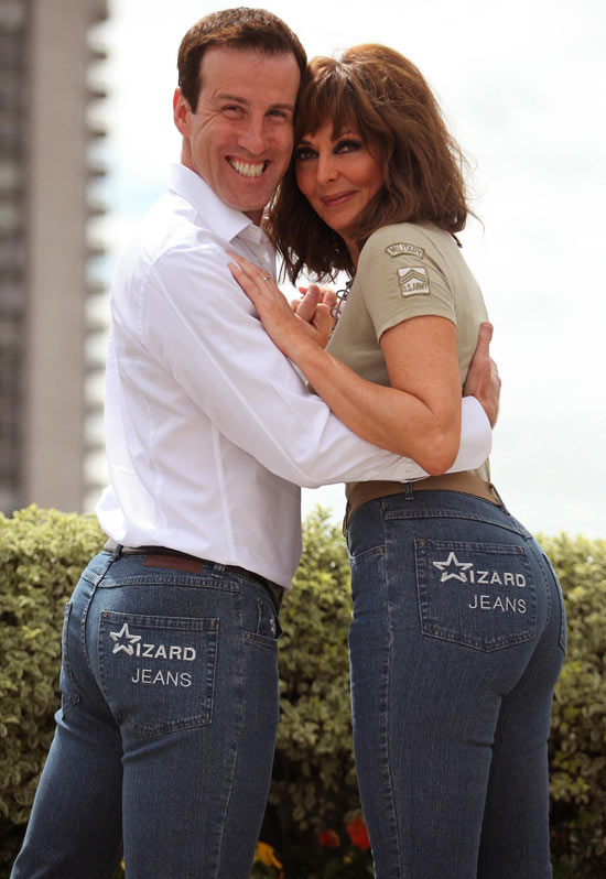 2011: Carol Vorderman and Anton du Beke