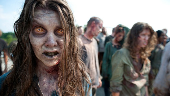 'The Walking Dead' Season 2 Promotional Photo